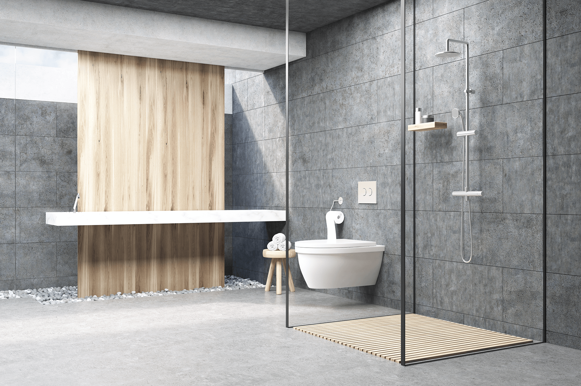Bastida Desing | Baño Acessible