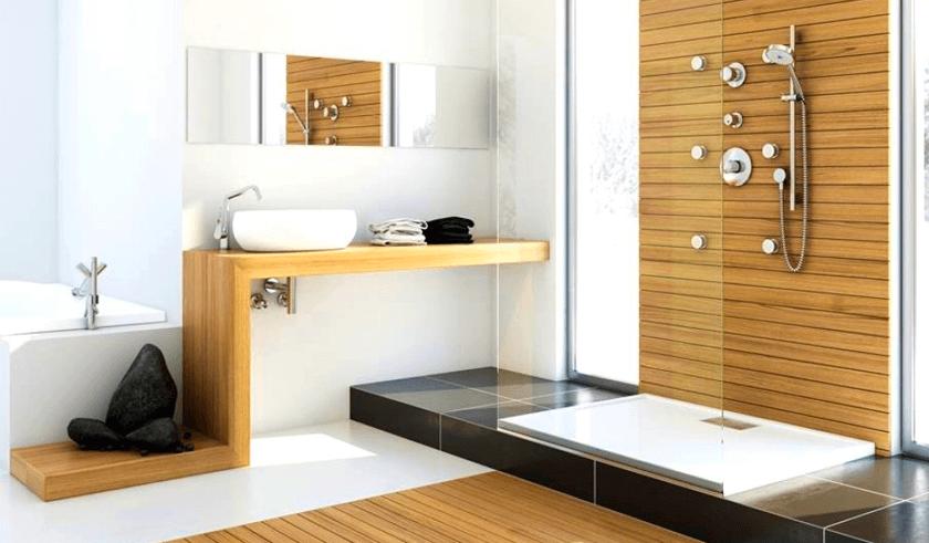 Bastida Desing | Baño minimalista