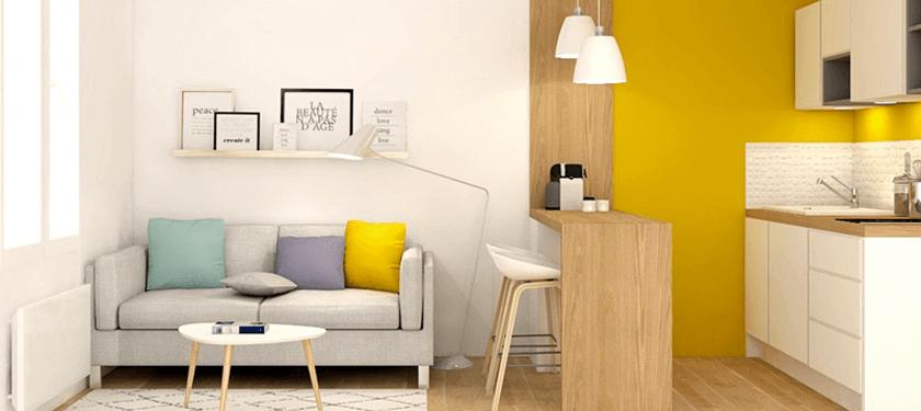 Bastida Desing | Diseño Interior de Cocina Pequeña
