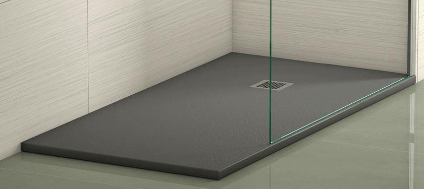 Bastida Desing | Detalle plato de ducha