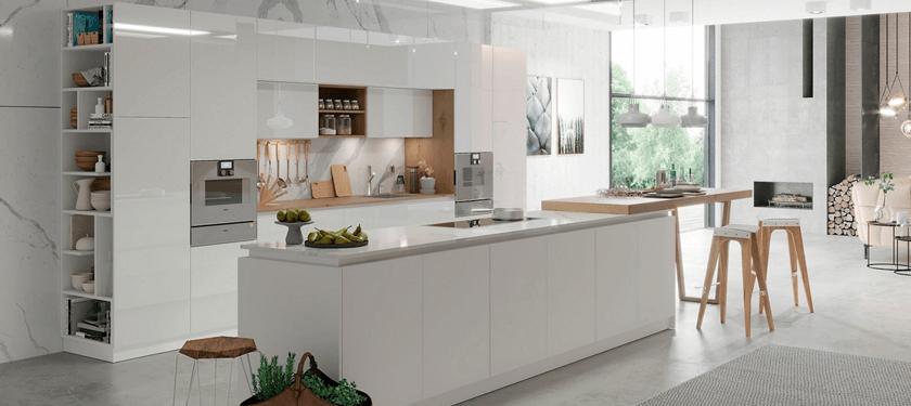 Bastida Desing | reforma cocina diáfana