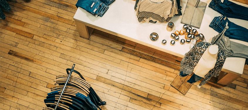 Reformar una tienda de ropa en Murcia